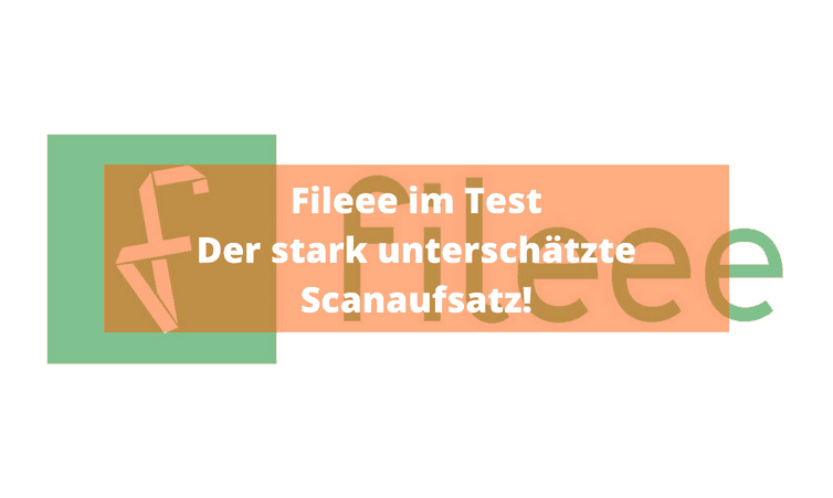 Fileee im Test – Die Software & fileeeBox