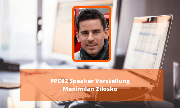PPC02: Speaker Vorstellung Maximilian Zielosko