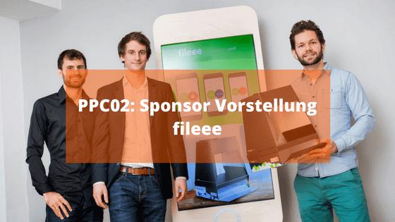 PPC02: Sponsor Vorstellung fileee