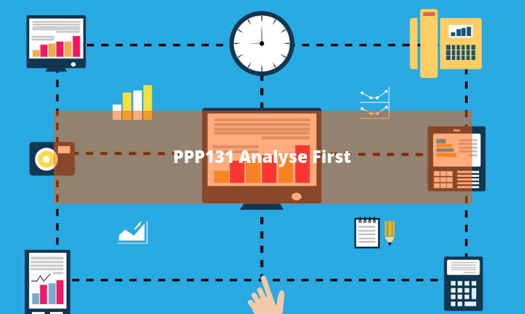 PPP131 Analyse First