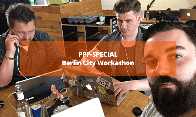 PPP-Special Berlin City Workathon