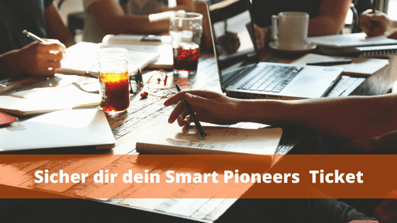 PPC02: Sicher dir dein Smart Pioneers Ticket