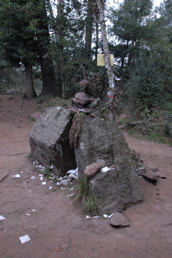 Bretagne für Anfänger Merlins Grab DSC7638