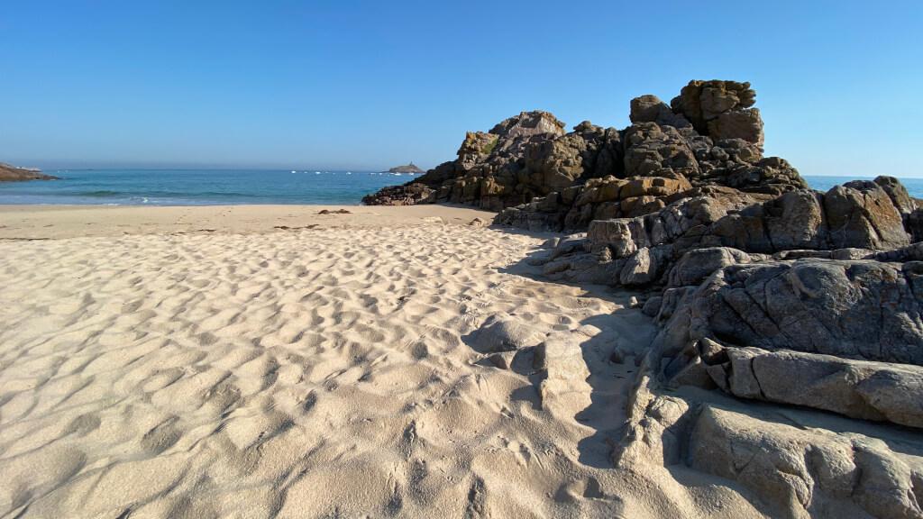 Wetter in der Bretagne 2020 06 Erquy 0528