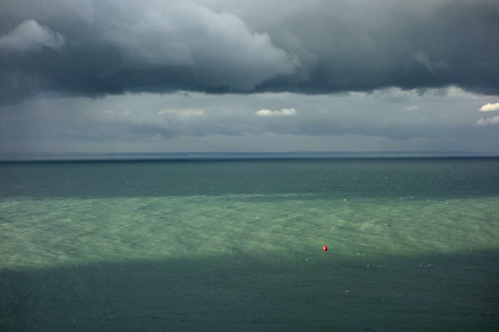Wetter in der Bretagne  DSC3999