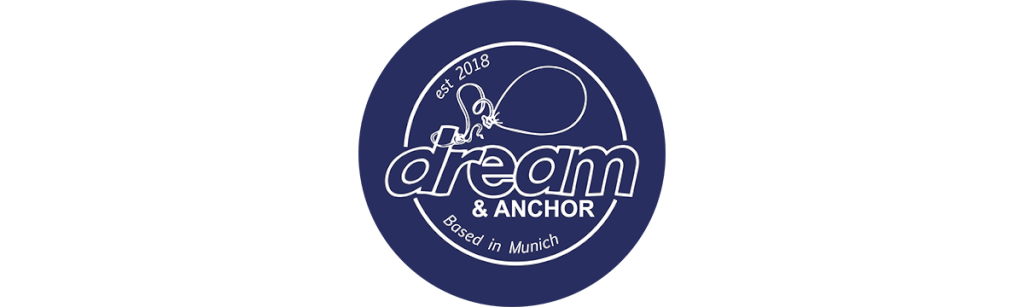 Dream & Anchor Logo