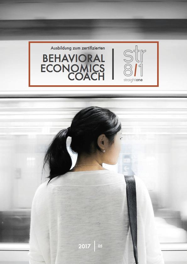 Ausbildung zertifizierter Behavioral Economics Coach