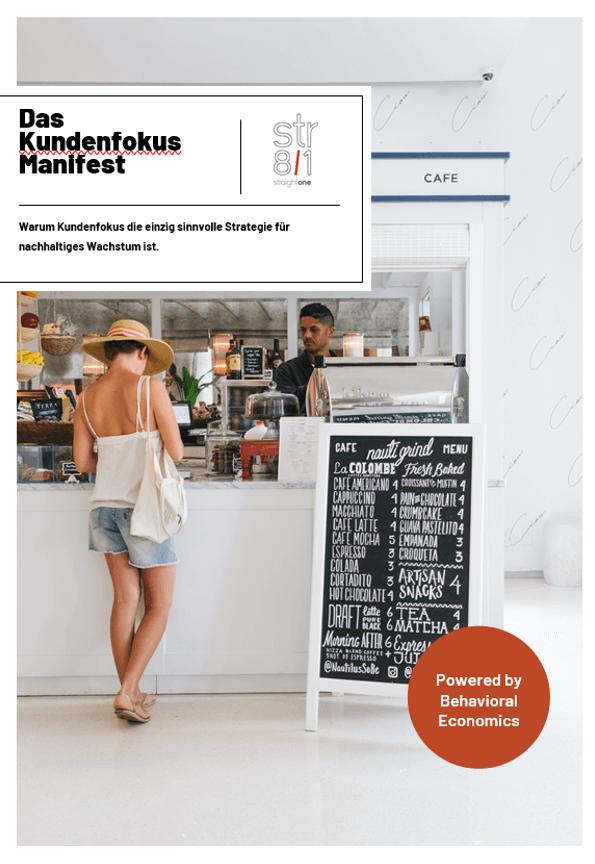 Das Kundenfokus Manifest.