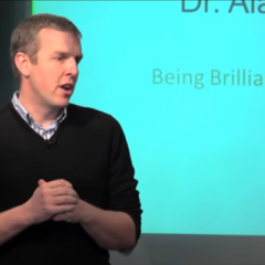Alan Watkins (Part 1) - How to be brilliant every day