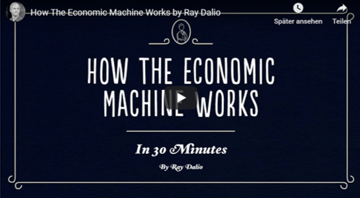 Ray Dalio: How the Economic Machine works