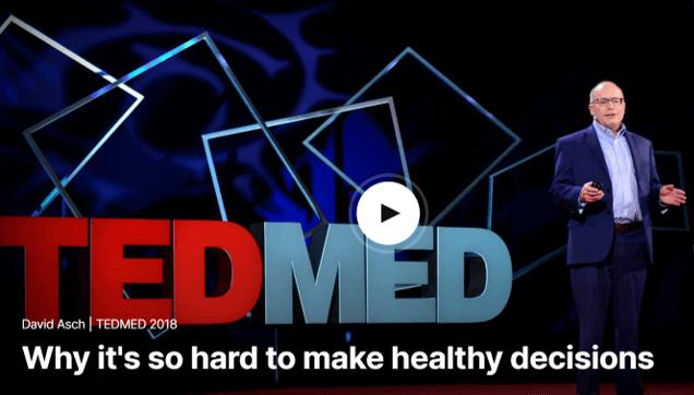 Warum es für uns so schwierig ist, gesunde Entscheidungen zu trefffen.