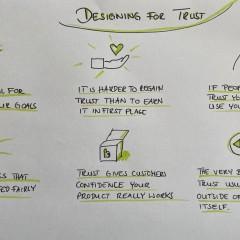 How to design for Behavior Change: Trust