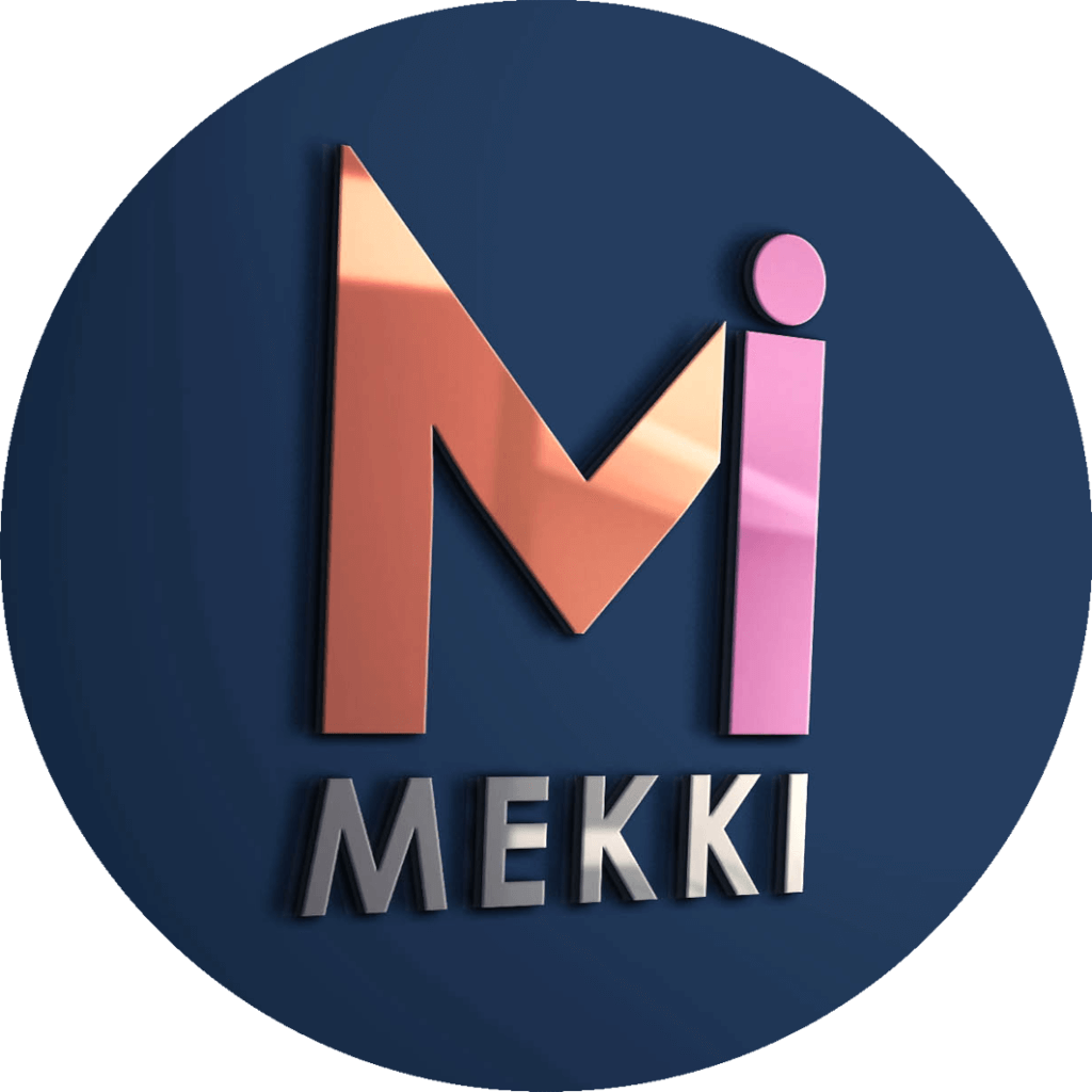 MEKKI Marketing Logo