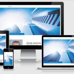 Responsives Seitendesign: Webseite für verschiedene Geräte optimieren