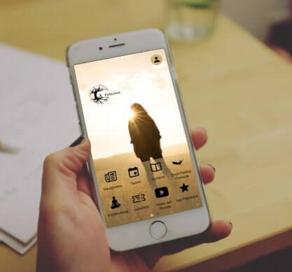 Aufbau und Content-Management der Feblissa-App