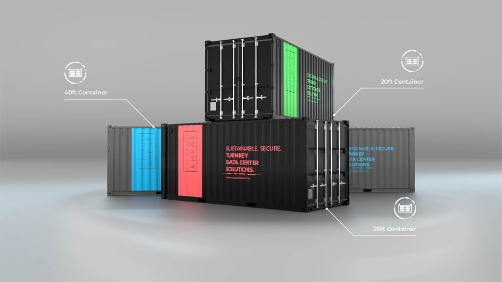 2019 CloudandHeat RGB DCC Data Center Container Individual Design