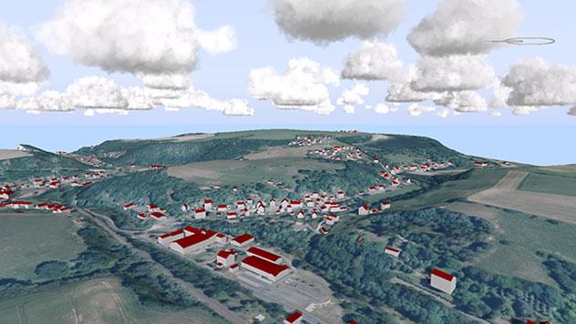 3D-Visualisierung für kommunale Aufgaben nutzen
