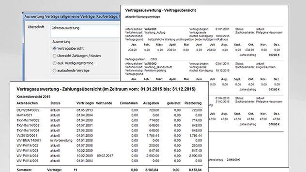 Kostenauswertungen bei Vertraegen 632x355