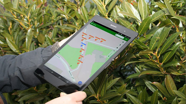 Nicht ohne Smartphone ... mobile Anwendungen auch in Verwaltungen nützlich