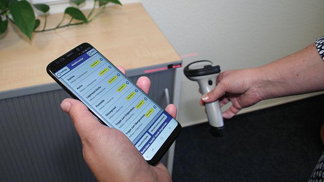 Mobil Inventar