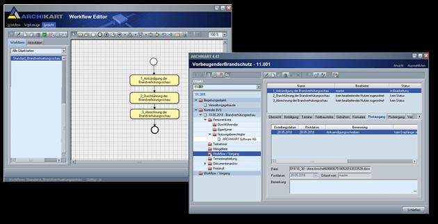 Workfloweditor Vorgang Kontrolle630