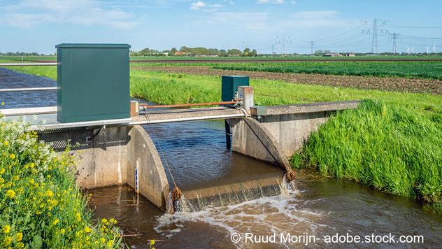 Differenzierte Beiträge für die Gewässerunterhaltung