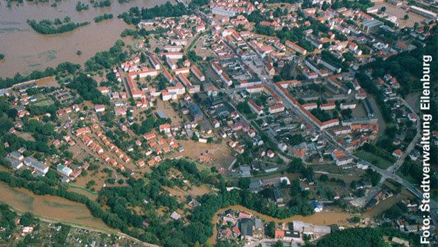 Geodaten beim Krisenmanagement nutzen