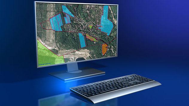 E-Government-Service mit Kartendaten steigern