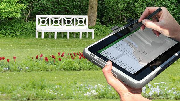Teil 5: Grünflächen auf Vordermann bringen - Pflegemaßnahmen dokumentieren