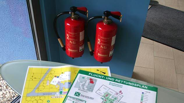 Unterstützen Sie so die nächste Brandsicherheitsschau
