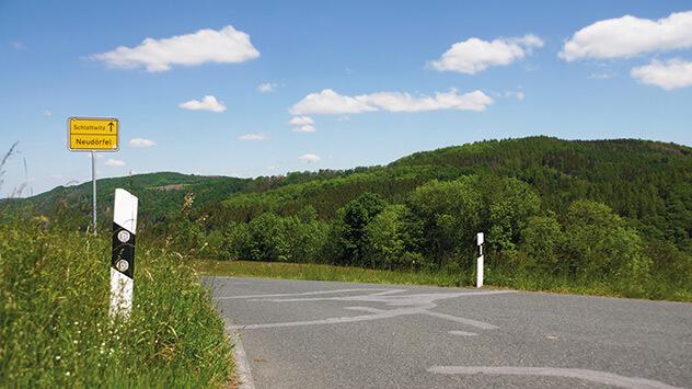 Nachhaltiges Straßenmanagement dank Straßenbestandsverzeichnis