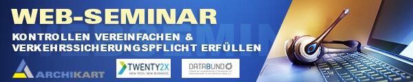 Web-Seminar Twenty2Xvirtual:Verkehrssicherungspflicht