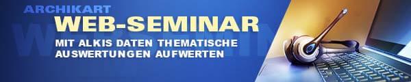 Web Seminar thematische Auswertungen