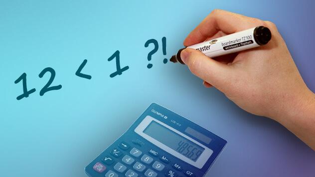 Warum 12 weniger als 1 ist: Vorteile monatlicher Sollstellungen