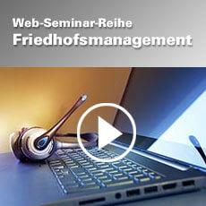 Web Seminar Button Friedhof