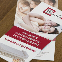Relax bettsystem Flyer
