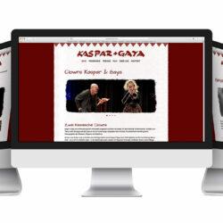 Künstlerwebseite