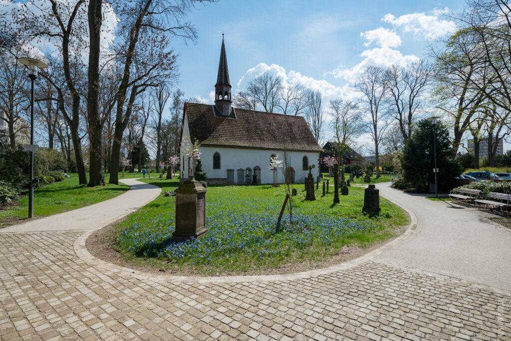Alter städtischer Friedhof Fulda