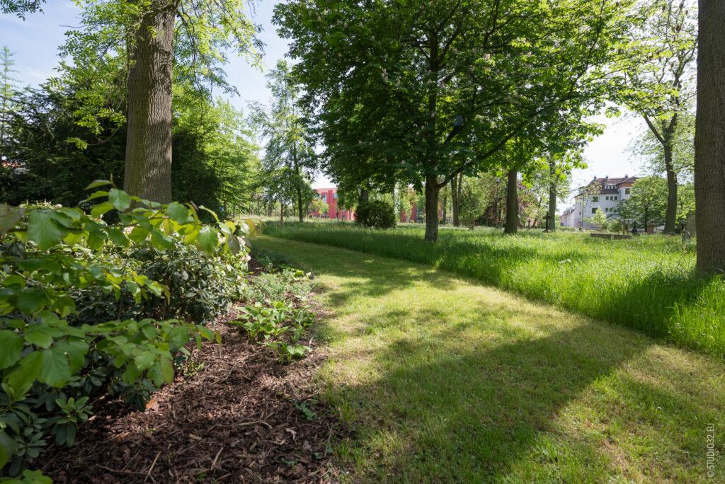 Grünflächen in Fulda