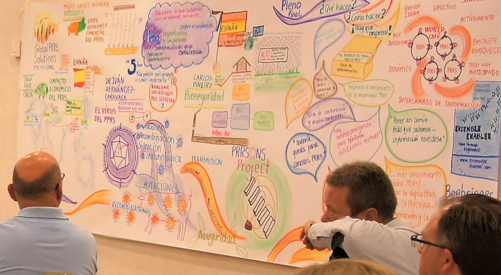 BI Madrid 2016 Graphic Recording