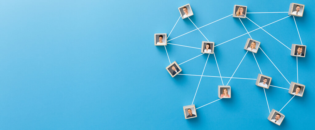 iStock 1216598158 network of connected people