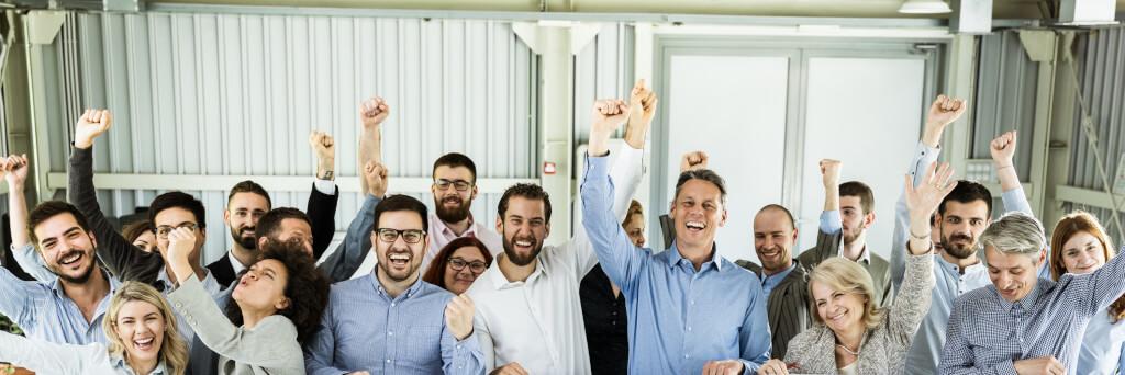 iStock 1154780624 happy company team