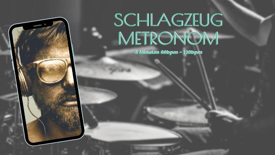 Schlagzeug Metronom Übung für Dich