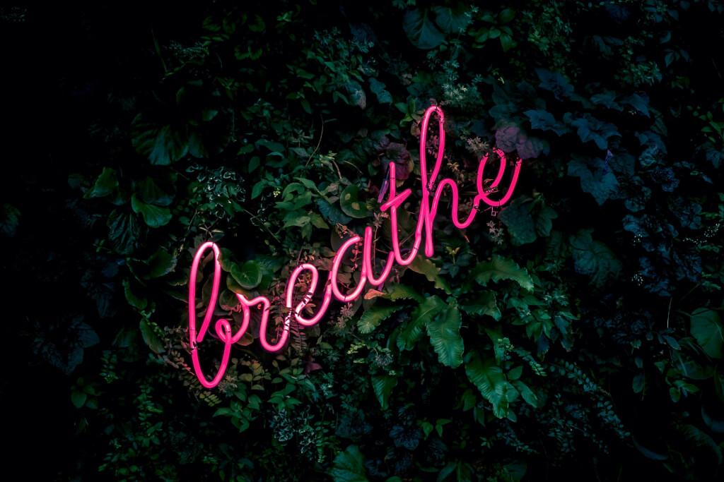 Beckenboden und Atmung spielen so stark zusammen