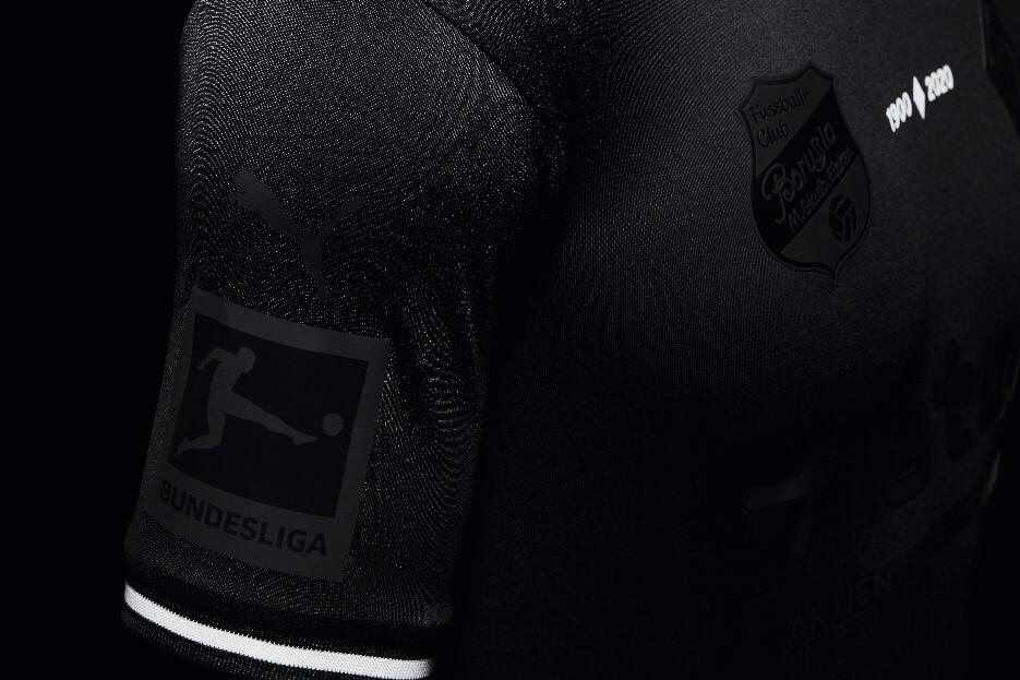 ECOBLOCK BLACK MATT GLOSS Sleeve Badge for Tone-on-Tone Jersey