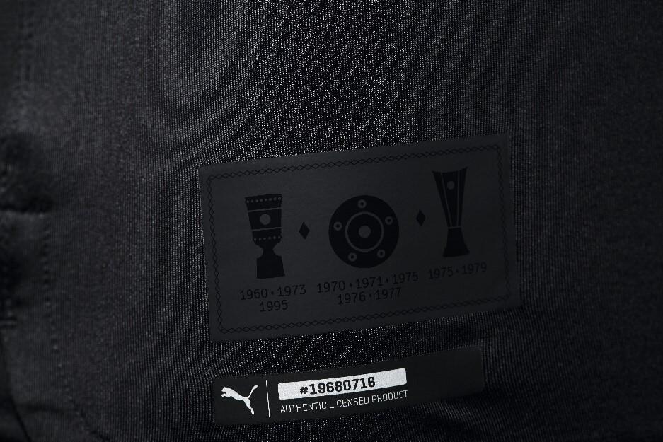 ECOBLOCK BLACK MATT GLOSS for Tone-on-Tone Jersey