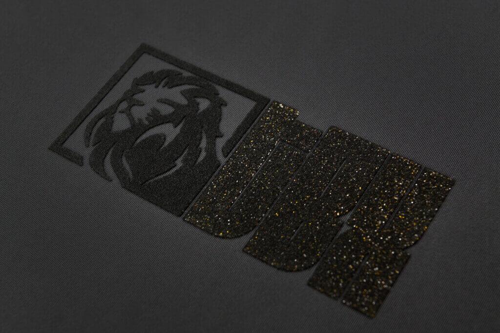 3D FLOCK | GLITTER HEAT TRANSFER LABEL