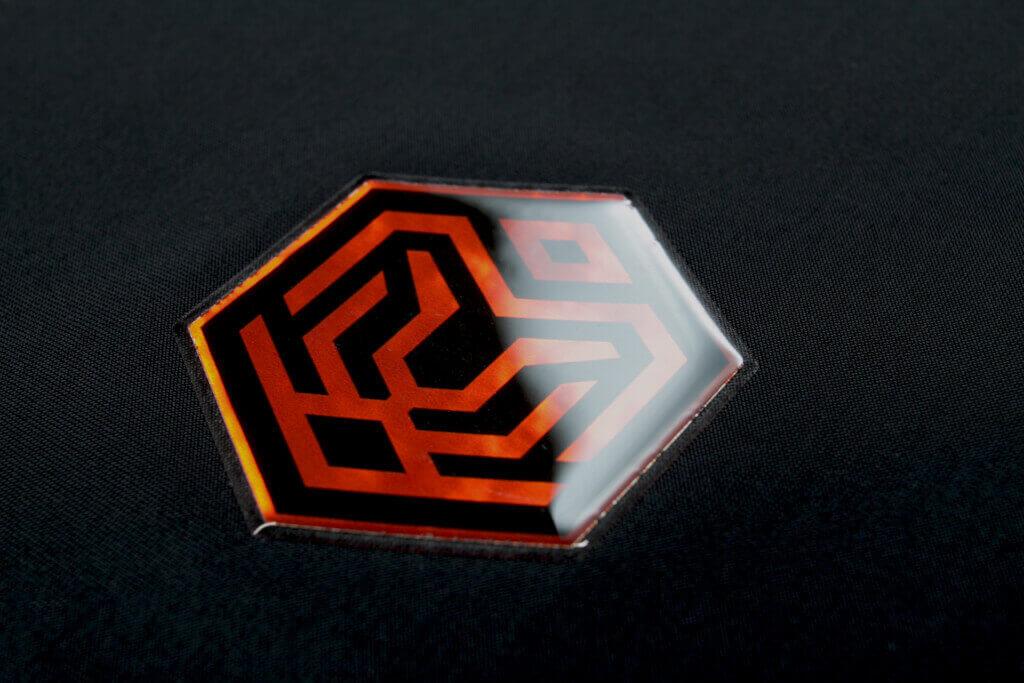 3D PU | DOME HEAT TRANSFER LABEL