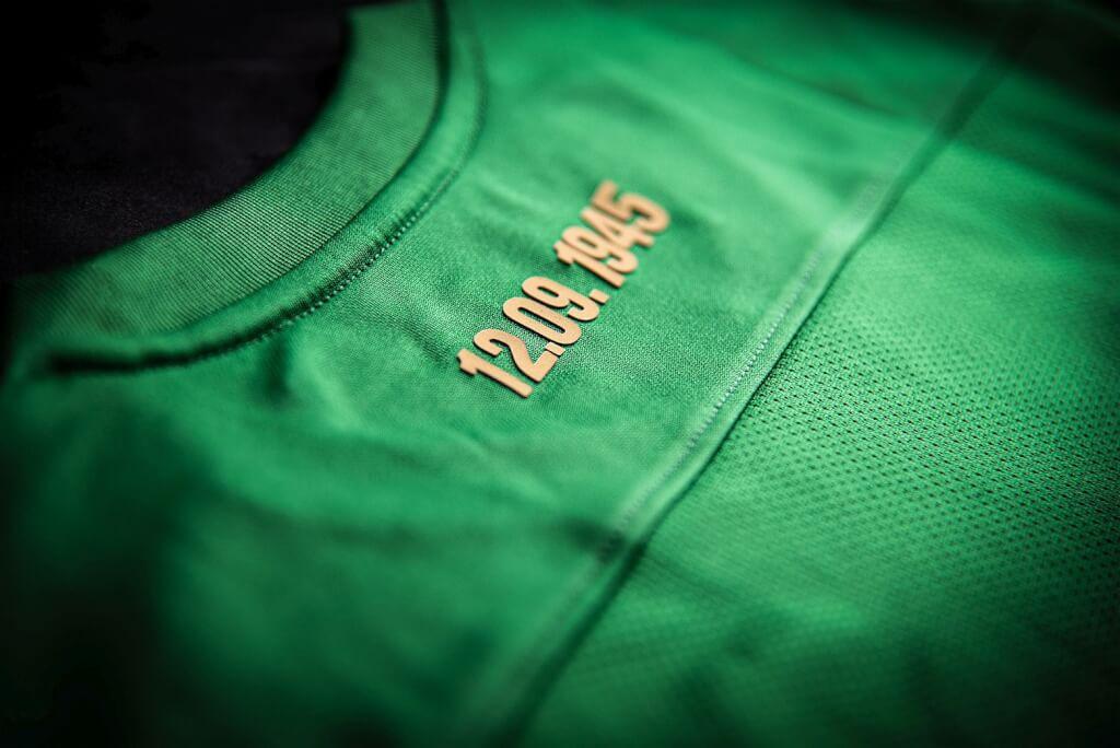 Teamwear embellishment by dekoGraphics 3D SILICONE