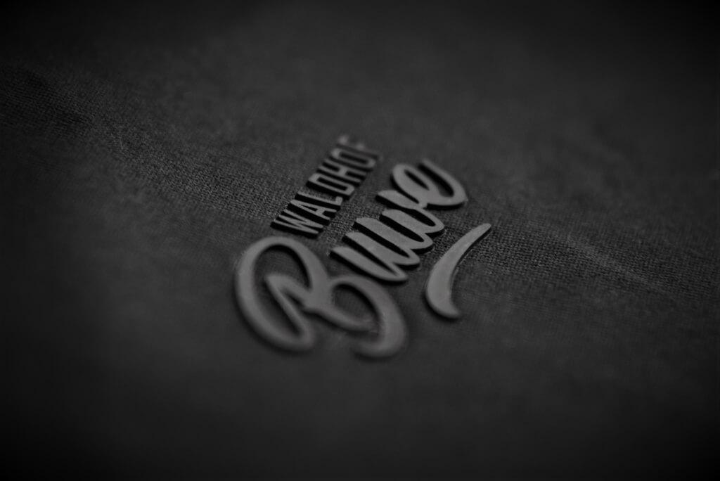 3D SILICONE NECK LABEL